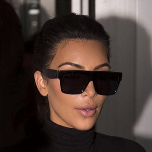 4f8e4ce653d2 Black Celine ZZ Top sunglasses 😎😎😎🕶🕶🕶